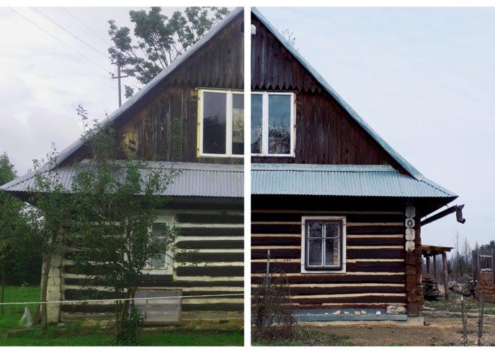 Jak dbać o drewniany dom? Konserwacja elewacji, dobre buty i czapka